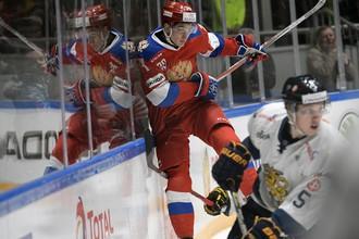 Сборная России одолела команду Швеции в стартовом матче шведских игр