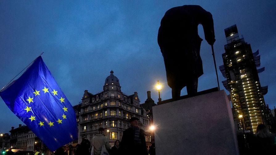 Британский министр назвал «безответственным» нежелание ЕС вести переговоры по Brexit