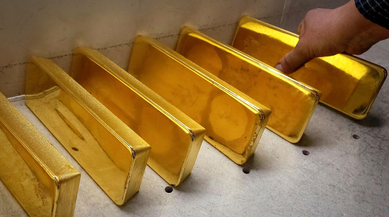 Украина распродает золото, узнали СМИ