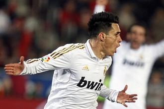 Хосе Мария Кальехон принес «Реалу» победу