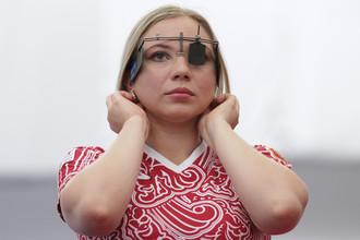 Любовь Яскевич остановилась в шаге от пьедестала