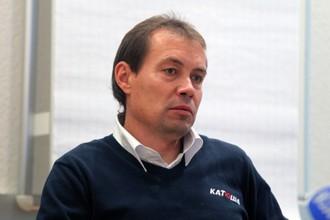 Генеральный менеджер «Катюши» Вячеслав Екимов