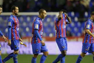 Игроки «Леванте» могли сдать игру «Депортиво»