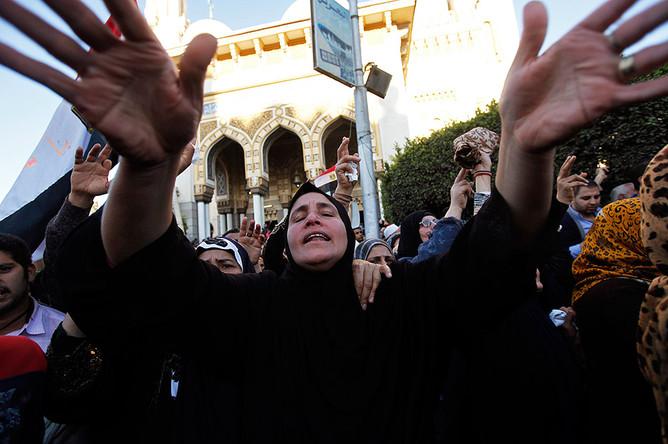 Во вторник состоится референдум по новой конституции Египта