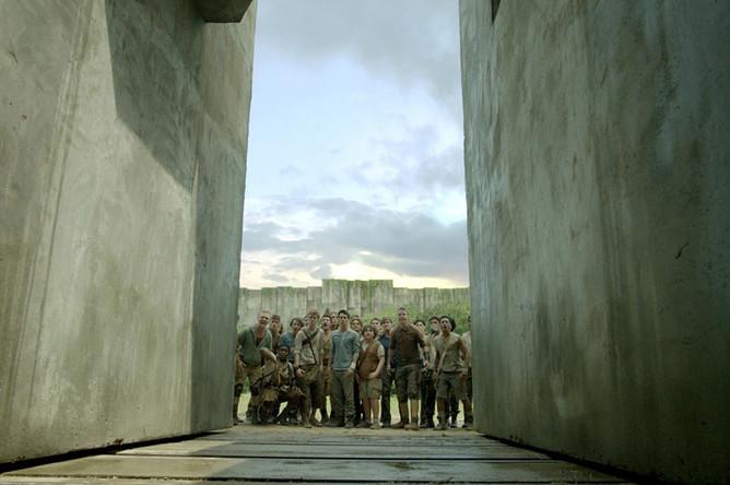 Кадр из фильма «Бегущий в лабиринте»
