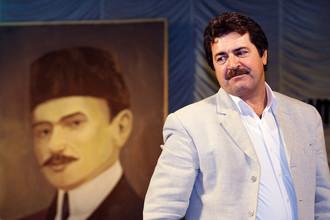 Вице-спикер Государственного совета Республики Крым Ремзи Ильясов
