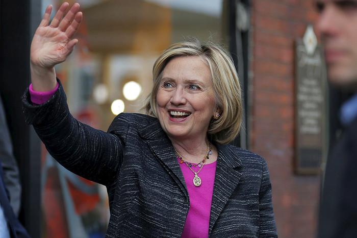 Американский политик, сенатор от штата Нью-Йорк Хиллари Клинтон