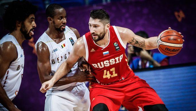 Никита Курбанов добавил в копилку сборной России десять очков