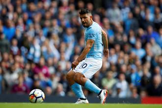 Серхио Агуэро является одним из главных действующих лиц в атаке «Манчестер Сити» при любых тренерах
