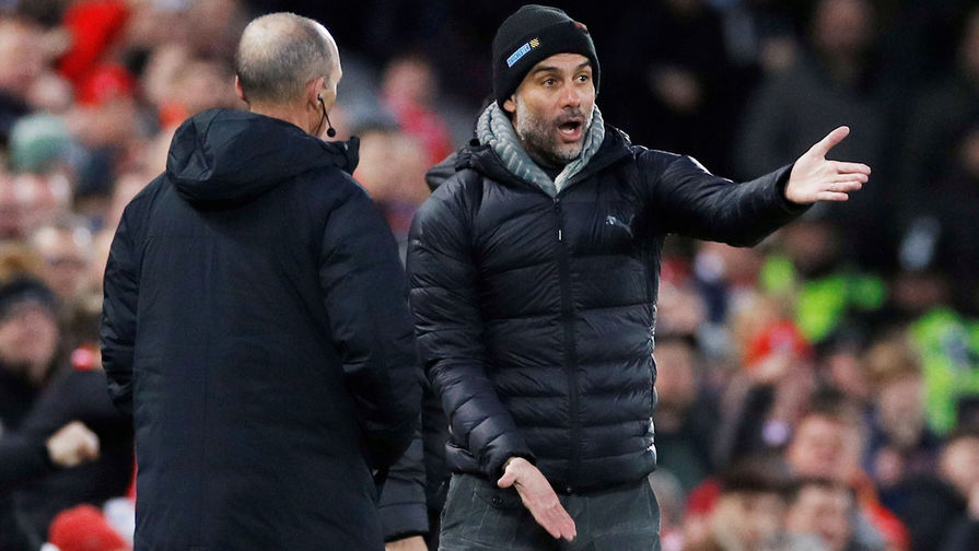 Наставник «Манчестер Сити» Гвардиола может вернуться в «Баварию»