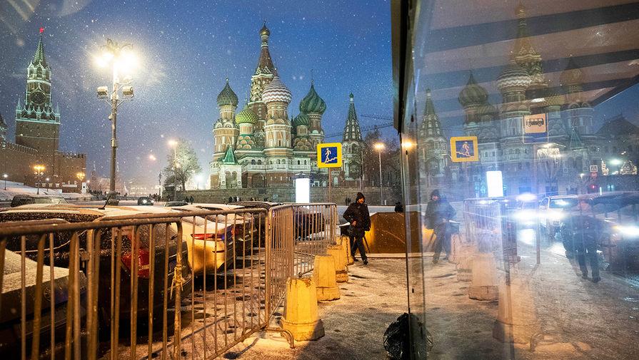 На будущей неделе Москву ждут обильные снегопады