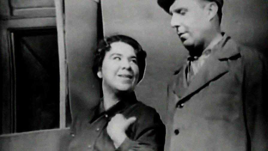 Кира Крейлис-Петрова в фильме «Живет на свете женщина» (1959)