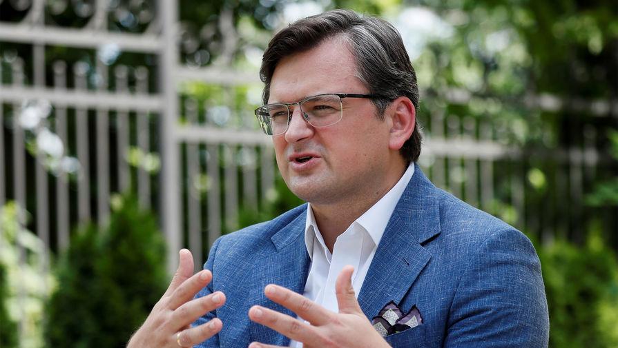 Кулеба заявил, что Украина не будет разрывать дипотношения с Россией из-за выборов в Крыму