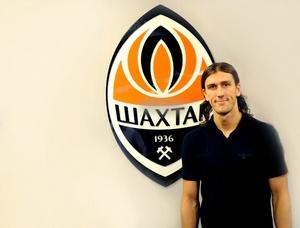 Дмитрий Чигринский возвратился в «Шахтер»