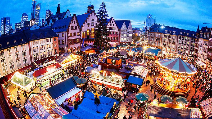 Европа отказывается от рождественских ярмарок на фоне пандемии