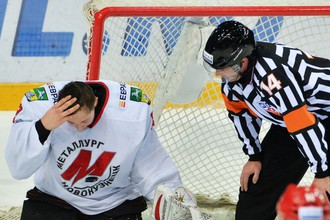 Новокузнецкий «Металлург» исключен из КХЛ