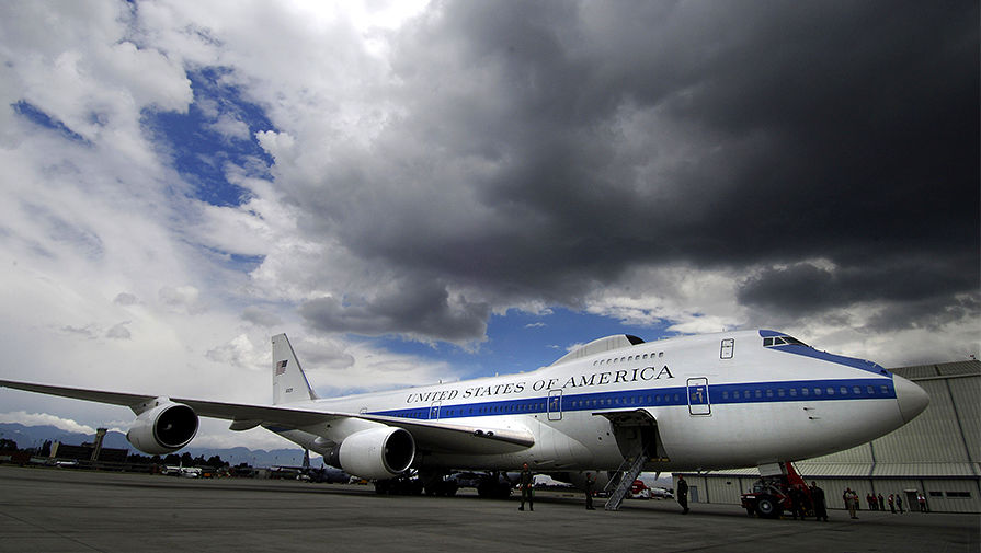 Самолет «судного дня» поднят в воздух: в США взлетело судно, созданное на случай ядерной войны