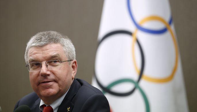 Член комиссии спортсменов Международного олимпийского комитета Александр Попов во время Олимпийского собрания, в рамках которого проходят выборы президента Олимпийского комитета России (ОКР).