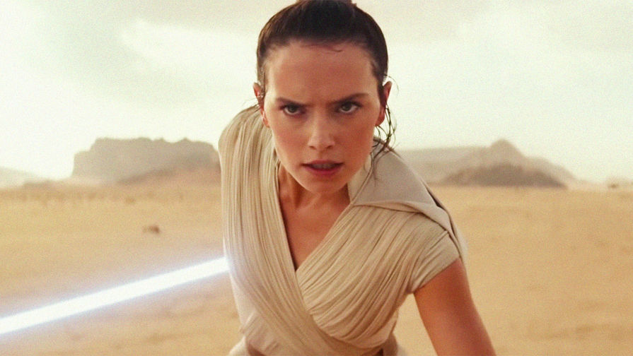 Кадр из трейлера «Звездные войны: Эпизод IX»