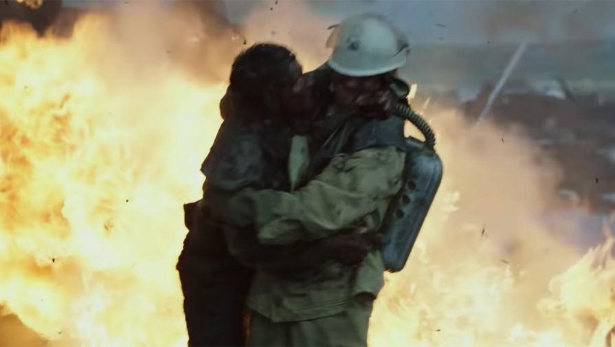 Кадр из фильма «Чернобыль: Бездна» (2020)
