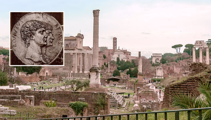 «Новая гипотеза»: под Колизеем нашли могилу Ромула