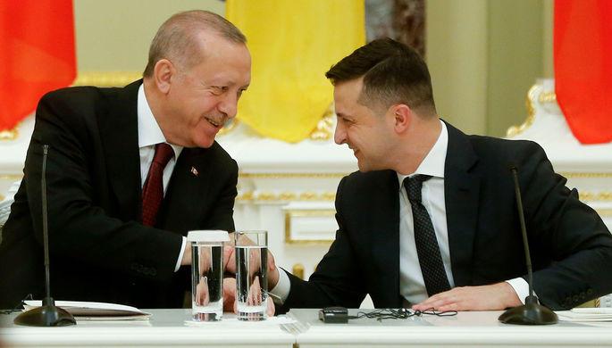 «Вызов для России»: зачем Украина сближается с Турцией