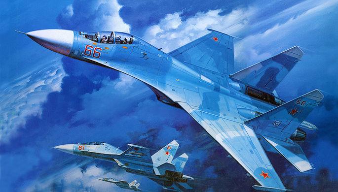 Русские на подлете к Минску