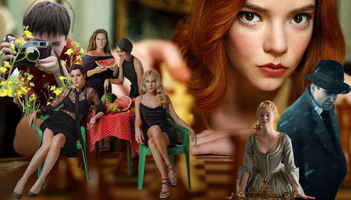 25 любимых сериалов 2020 года: выбор «Газеты.Ru»