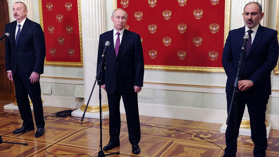 Демаркация границы: Ереван просит помощи у Москвы, Баку требует не втягивать ОДКБ