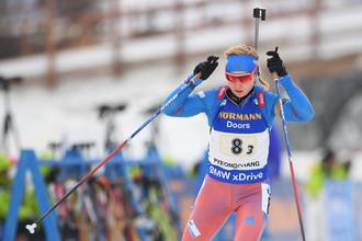 Представитель команды «Тюменская область-1» Ирина Услугина