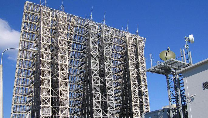 Радиолокационная станция метрового диапазона «Воронеж»