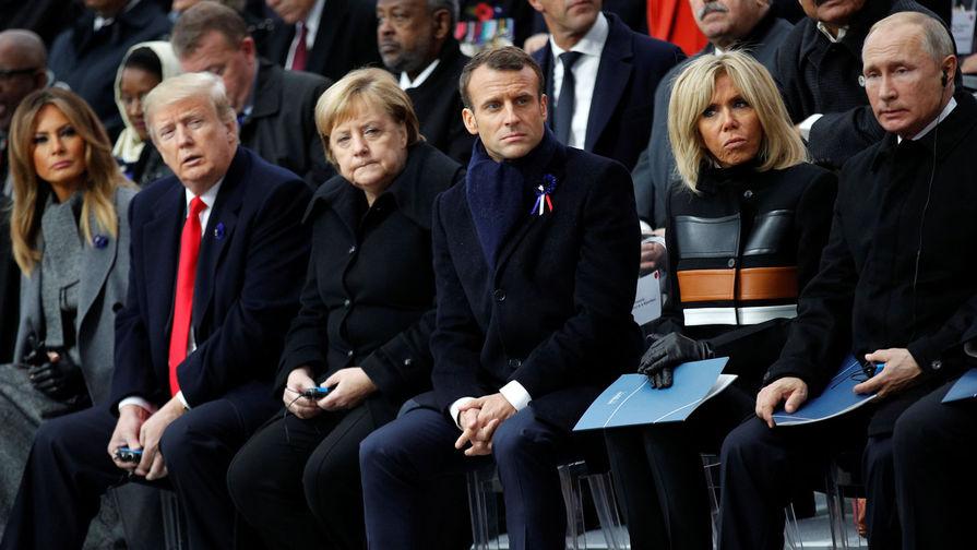 Европейские специалисты рассказали о диете Путина, Трампа и Меркель