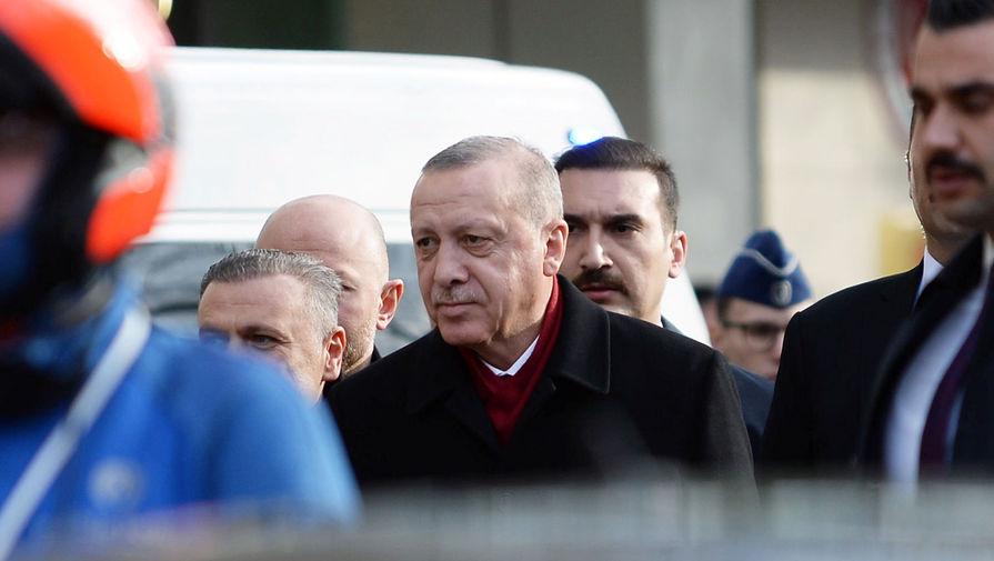 «Новая эпоха»: Эрдоган предрек изменения из-за пандемии