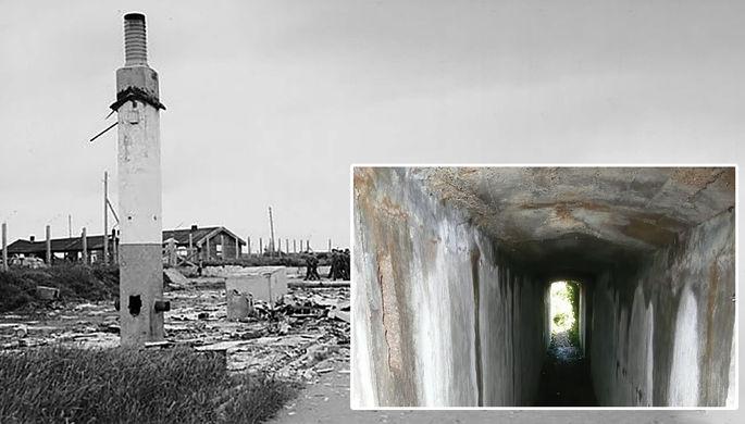 «Туннель в бордель»: что нашли в концлагере для русских