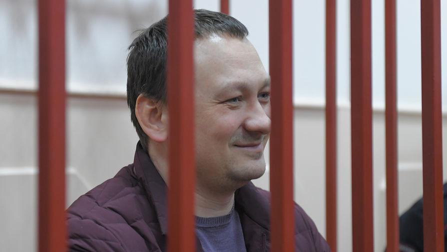 Бывший сотрудник полиции Игорь Ляховец