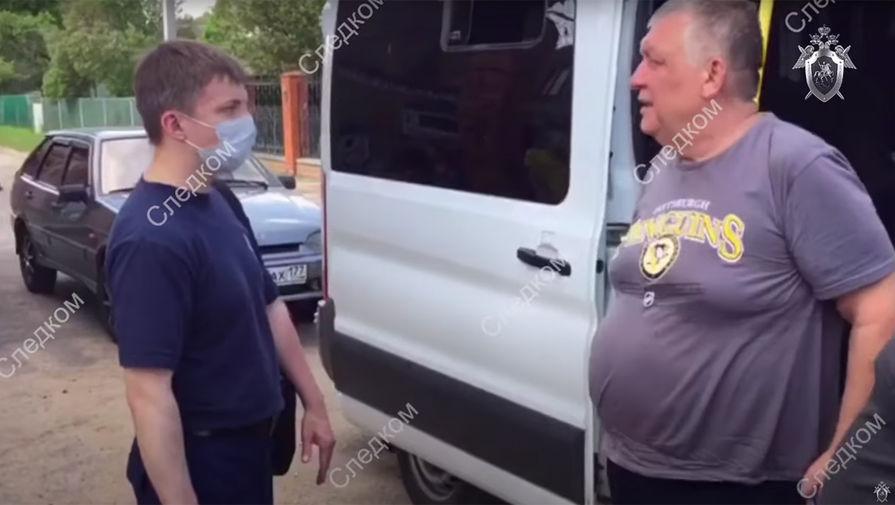 В Подмосковье задержан криминальный авторитет Вася Бандит