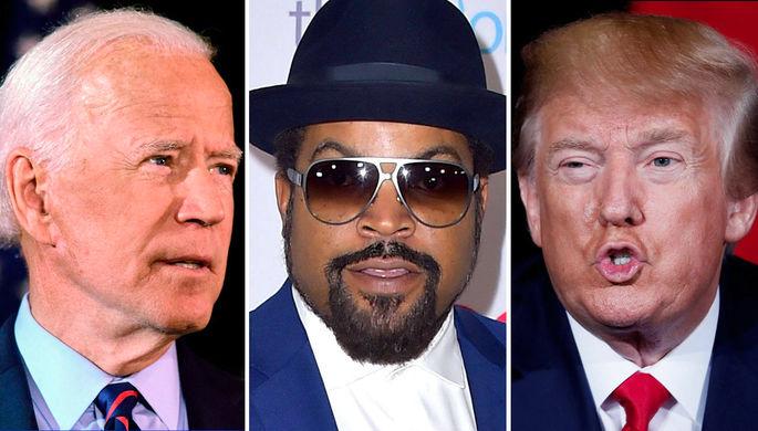 «Сердце разбито»: Ice Cube назвали предателем из-за работы с Трампом