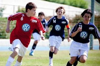 В Москве стартовал турнир Volkswagen Junior Masters