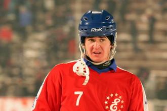 Сергей Ломанов помог «Енисею» упрочить лидерство в чемпионате