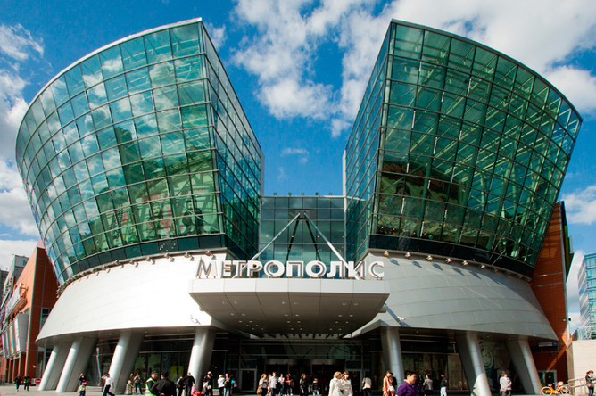 2f70f8441c0b Morgan Stanley ведет переговоры о покупке торгового центра Метрополис