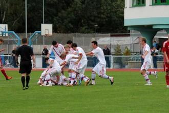Юношеская сборная России вышла в элитный раунд Евро-2013