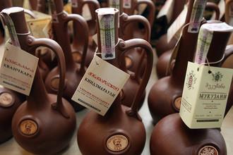 Рыночные перспективы грузинского вина в России не так велики, как политические