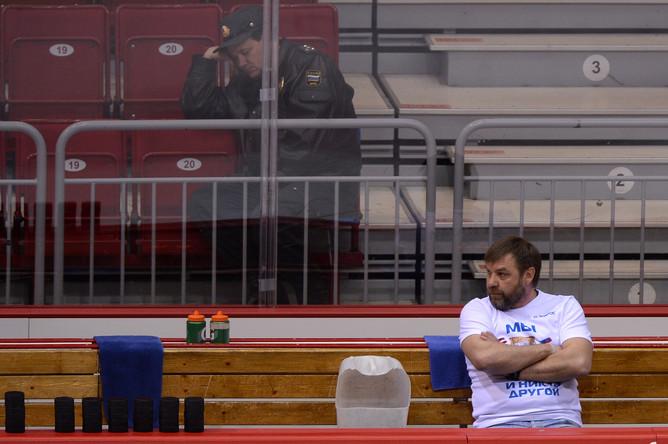 Олег Знарок еще перед матчем был уверен в победе «Динамо»