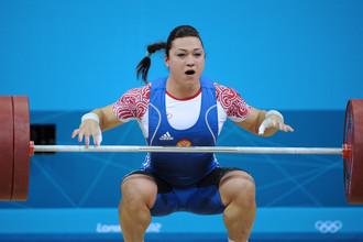 Надежда Евстюхина, бронзовый призер Олимпиады
