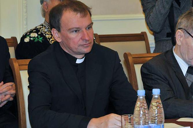 Католические священники гомосексуалисты