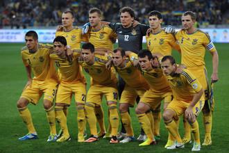 Футбольная сборная Украины