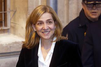 Принцесса Испании Кристина де Бурбон