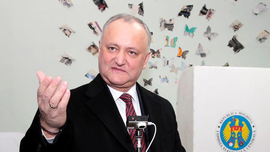 Выборы президента Молдавии могут состояться 1 ноября