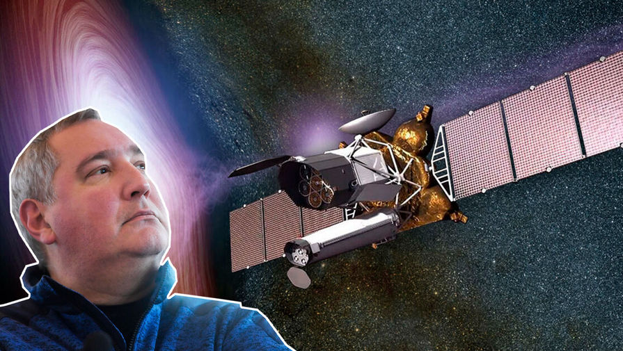 Рогозин: США хотят создать НАТО в космосе