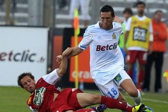 В Лиге чемпионов «Марсель» играет лучше, чем в национальном чемпионате